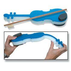 Foam Violin